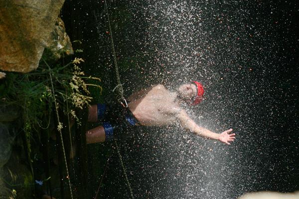 Каньонинг - влахински водопад (с. Влахи)