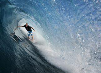 Mick Fanning at Red Bull Mentawais Surf Trip