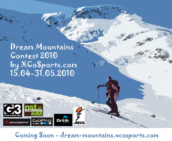 dream mountains contest 2010