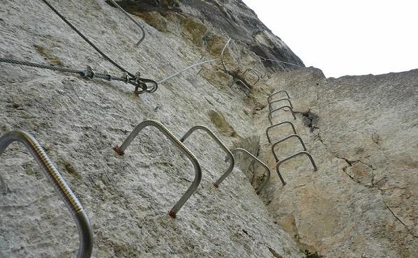 Via Ferrata - Железният път