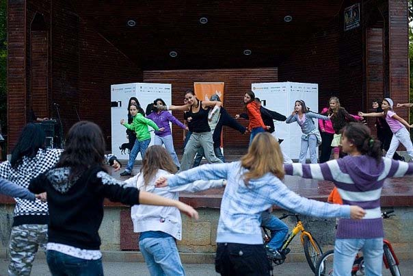 Sofia Dance Week Academy
