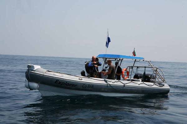 Подводните изследователи - BSTD