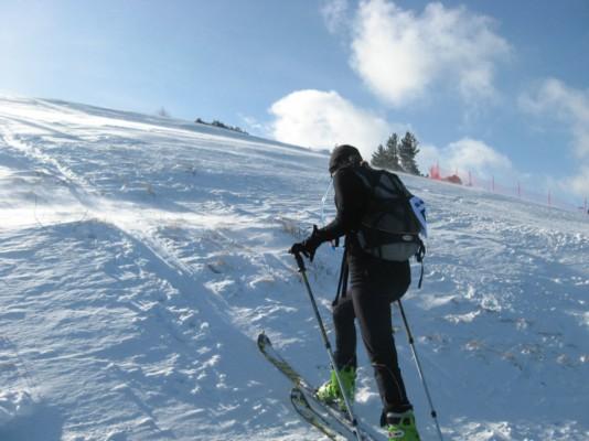 Първото за сезона състезание по ски-алпинизъм в Боровец
