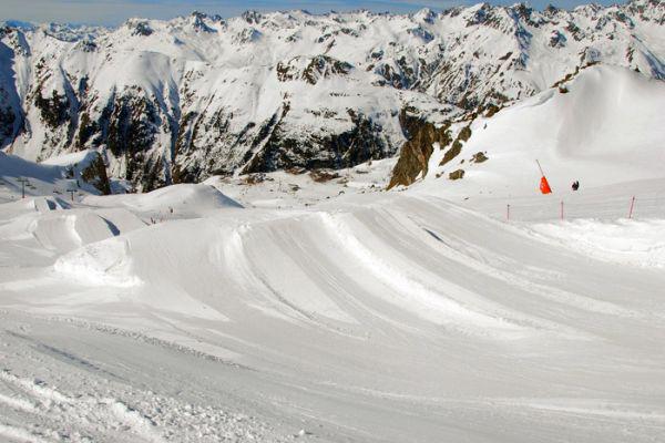 Silvretta Arena Ischgl
