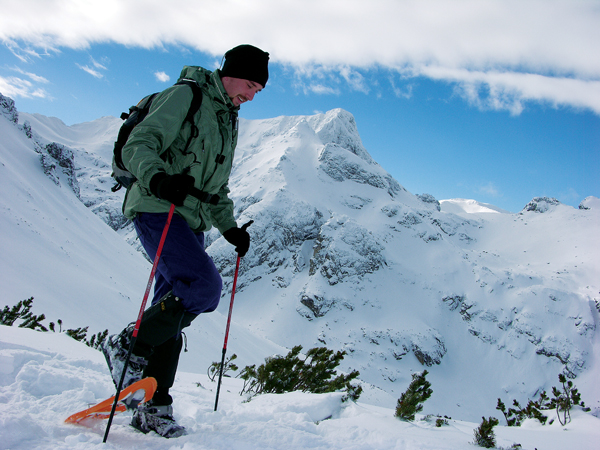 Сноушуинг - Снегоходки