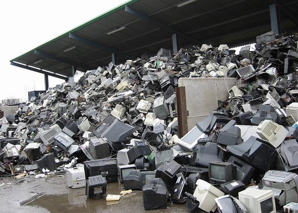Рециклиране на черна техника