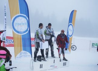 Боровец Winter Bike Duel 2011