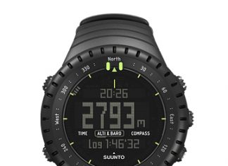 SUUNTO Core Black