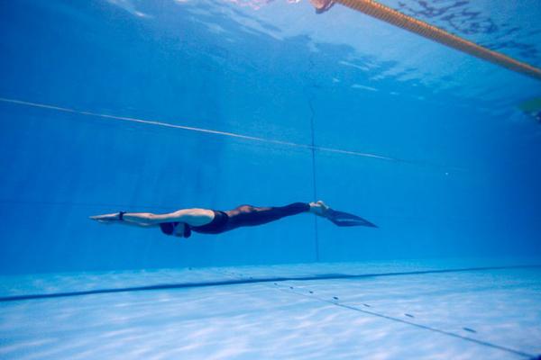 Любомир Стефанов. Seanomad Freediving Team на Naissub Freediving Cup 2011 в Ниш, Сърбия. Фотография Тихомир Рачев