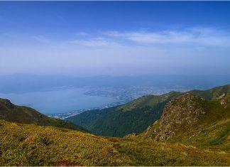Беласица - връх Конгур