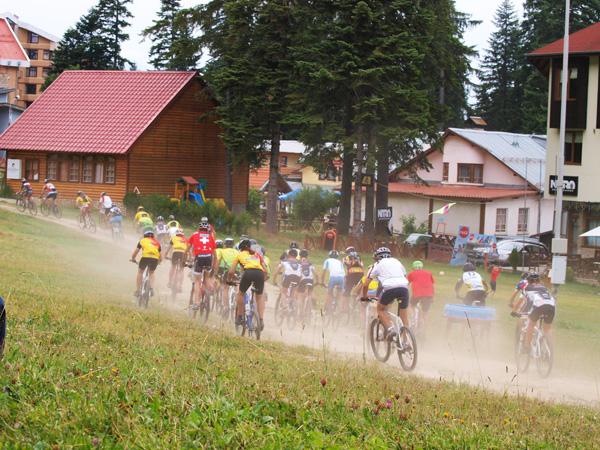 Национален шампионат по планинско колоездене 2011