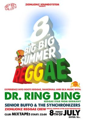 the Big Big Summer Reggae vol.8