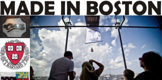 Made in Boston / photocredit Romina Amato / Red Bull Cliff Diving