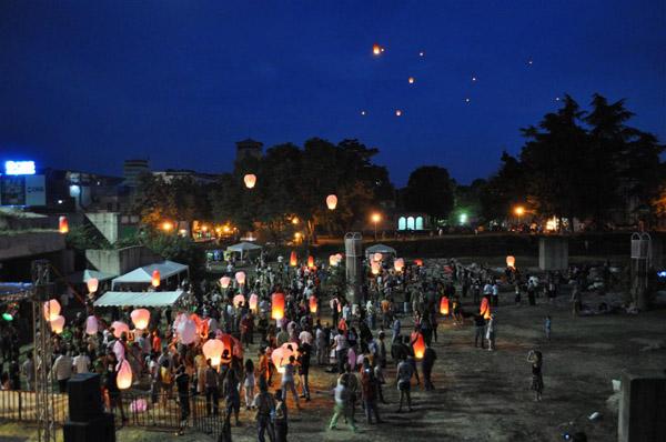 """Ежегодният младежки фестивал на изкуствата """"Различният поглед"""""""