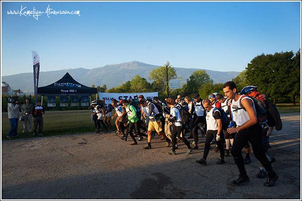 XCo Adventure Cup: Трите планини