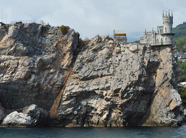 Замъкът Ялта