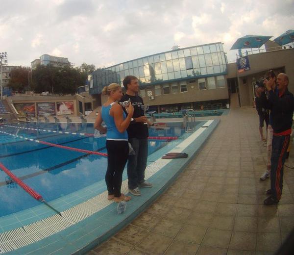 Любомир Стефанов с три първи места на състезанието по подводни спортове в морската столица провело се на 8 - 9 октомври.