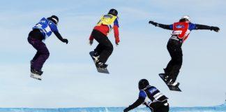 Александра Жекова завърши на второ място на старта за Световната купа в дисциплината сноубордкрос, който се проведе в Блу Маунтийн, Канада