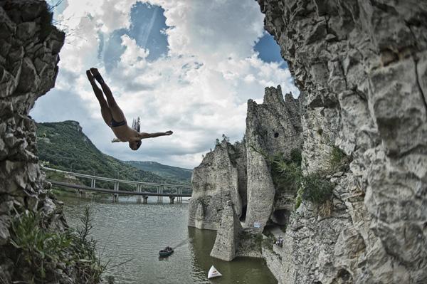 Red Bull Cliff Search 2012 - България
