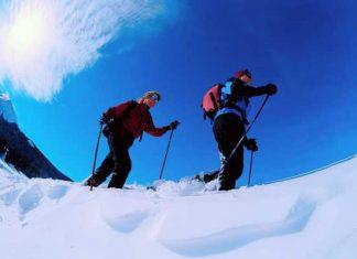 Зимен преходи със снегоходки