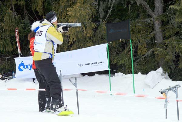 Чепелареада 2013 - различното ски и сноуборд състезание - зимен многобой