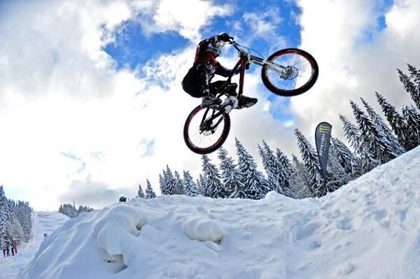 Winter Bike Duel 2013