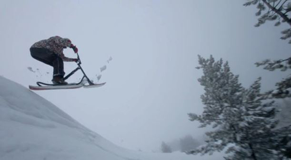 SnowScoot@Bulgaria