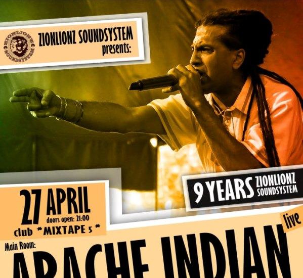 zionlion systems apache indian mixtape 27 april