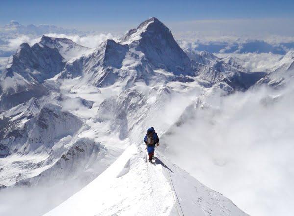 Раха Мухарая на Еверест