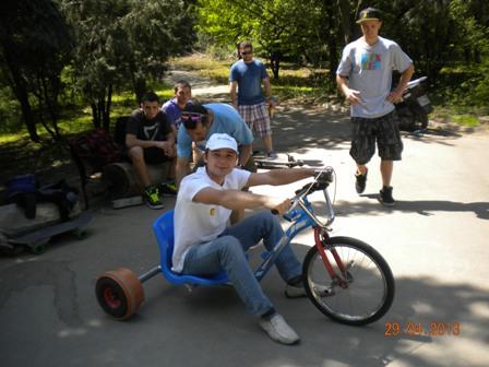 Drift bike Scoot
