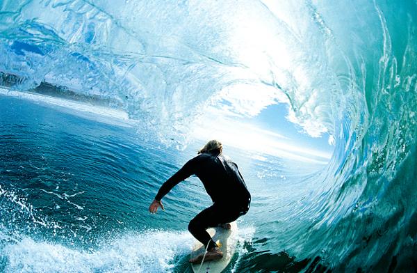 Хавайски сърф