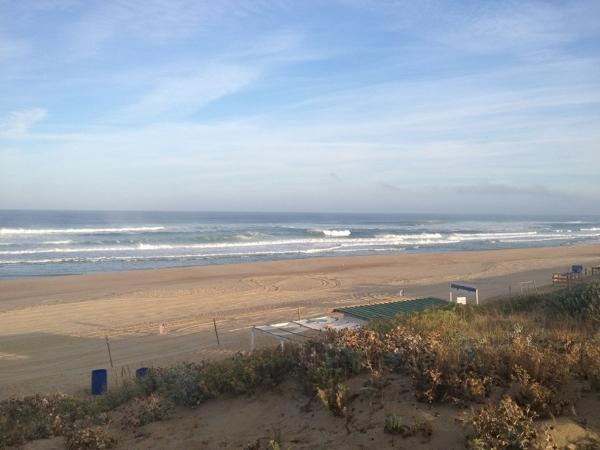 Les Culs Nus Beach-Hossegor.