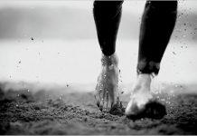 Босоногото тичане