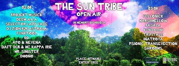 Sun Tribe Open Air 2013