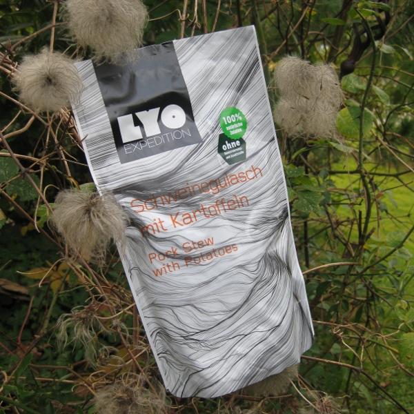 Яхния със свинско и картофи LYO Expedition