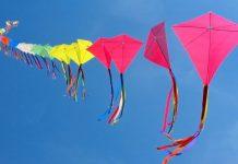 Фестивал на хвърчилата в Шабла