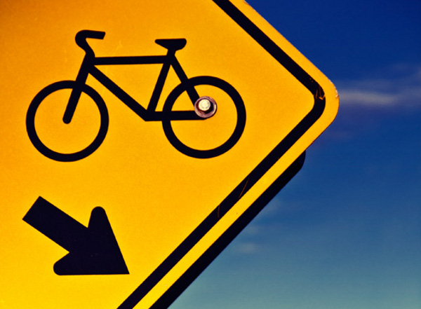 Правила за безопасно движение с велосипед в града