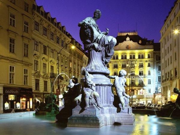 4 дни в предколедна Виена
