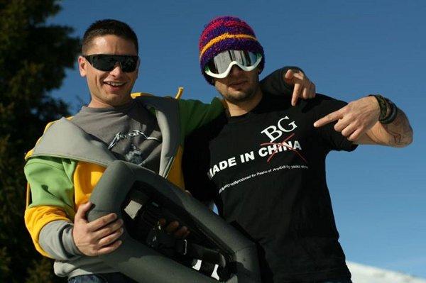 Историята на надуваемите снегоходки Smallfoot – интервю