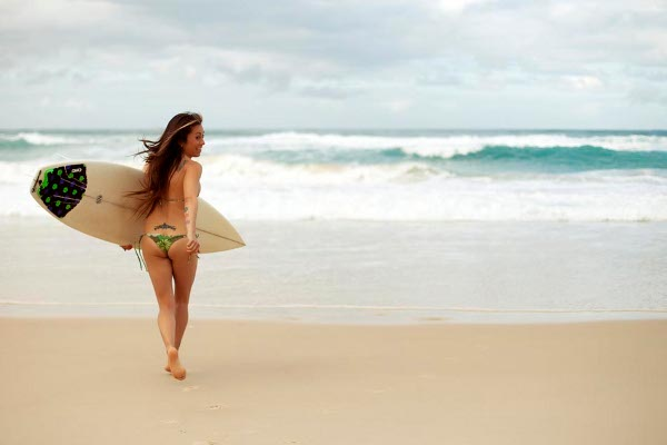 Момичетата на TransWorld SURF