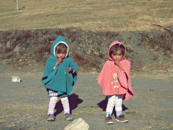Децата на планината