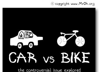 """Трейлър на филма """"Велосипеди срещу Автомобили"""""""