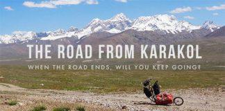 The Road from Karakol