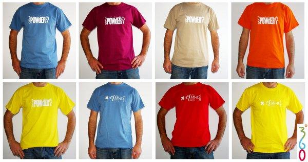 360° T-Shirts