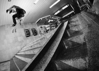 Скейтърът Явор Стоянов в Redbull – Check out