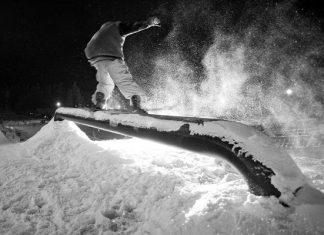 Фристайл сноуборд с Лозьо и Били в Snow Park Borosport – Видео
