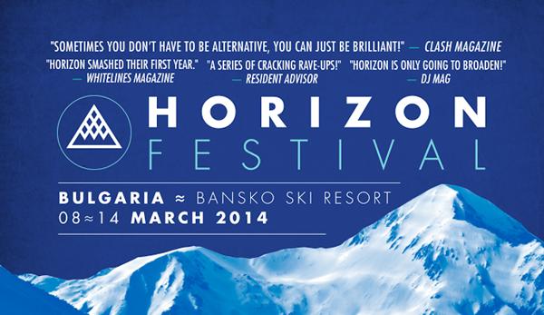Horizon festival 2014