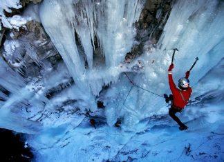 Лекция и курс по ледено катерене