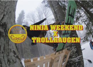 Ninja Weekend Season 4, EP 1