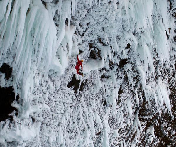15 от най-добрите зимни, екстремни снимки на 2013
